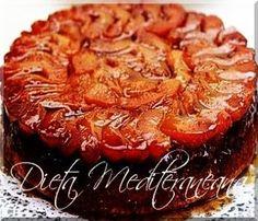 Romanian Food, Sweet Cakes, Apple Pie, Recipies, Deserts, Goodies, Pork, Dessert Recipes, Sweets