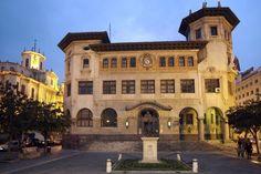 Oficina principal de Correos,  Santander | Cantabria | Spain