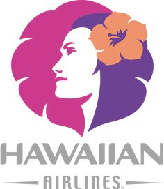 Hawaiian Airlines Logo - Yup, I used to work for them. Good fun.