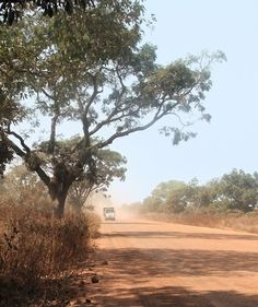 "Gambia ""highway"" (@David Nilsson Copeland Dreams)"