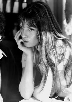 or maybe i will just keep growing it  Jane Birkin                                                                                                                                                                                  More