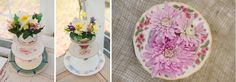 Farm wedding #flowers #teacup #beautiful #decor #wedding #weddingdecor #tent #inspiration #photography
