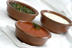 10 salsas para la pasta del domingo Sunday Coffee, Deli Food, Pasta Recipes, Italian Recipes, Pesto, Side Dishes, Food Photography, Fruit, Cooking