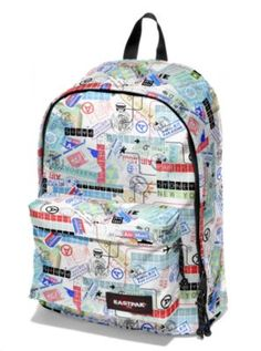 Eastpak - Out Of Office Stamped