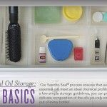 Essential Oil Storage: The Basics