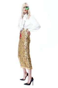 Ronald van der Kemp - Fall 2015 Couture - #feelingfashion