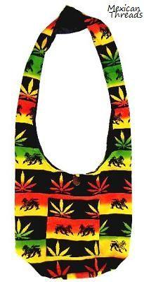 Rasta Lion Bag
