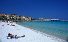 Ile Rousse plage paradisiaque Corse