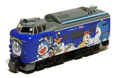 Bトレ 781系(ドラえもん海底列車)