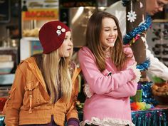 Entertainment and celebrity news, interviews, photos and videos from TODAY Hannah Montana Tv Show, Hannah Montana Forever, Old Disney Shows, Miley Stewart, Girl Meets World, Boy Meets, Spy Kids, Emily Osment, Disney Channel Stars