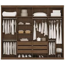 Resultado de imagem para sugestão interior de guarda roupa
