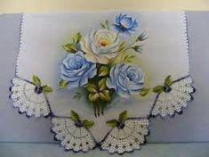 Resultado de imagen para pinterest caminos de mesa en flores