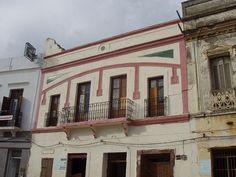 Alcazarquivir 1423 -en la plaza del reloj