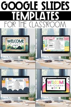 Classroom Welcome, Online Classroom, Google Classroom, School Classroom, Classroom Schedule, Classroom Routines, People Reading, Teaching Technology, Teaching Biology