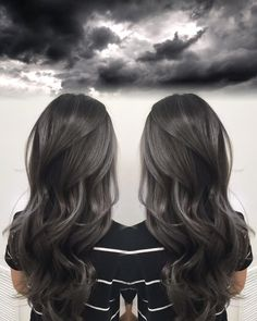 "698 Likes, 72 Comments - Hairstylist | Ubungalows (@harttofcolor) on Instagram: ""Gloomy skies. #harttofcolor"""