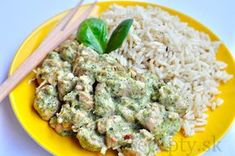 Kuracie soté s brokolicovo-nivovou omáčkou