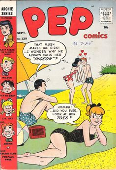 Ever wonder why those Archie collectors love Harry Lucey? - Collectors Society Message Boards