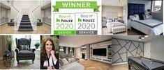 2020 Design, My Design, Interior Design Work, Headboard Designs, Houzz, Service Design, Trust, Awards, Profile