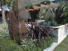 jardines esculturas