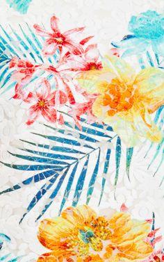 Floral-Embroidered V-Back Organza Dress by MSGM - Moda Operandi