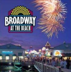 Broadway at the Beach, Myrtle Beach, South Carolina.  This used to be one of my favorite places when I was younger