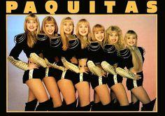 Paquitas: soldadas da Xuxa