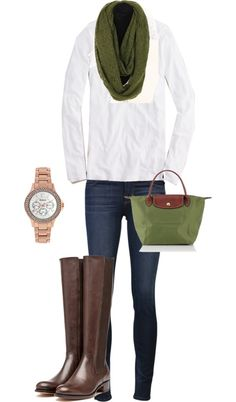 """""""Casual Weekend"""" by gardekm on Polyvore"""