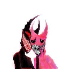 Aesthetic Grunge, Aesthetic Art, Aesthetic Anime, Aesthetic Images, Pretty Art, Cute Art, Satanic Art, Arte Obscura, Demon Art