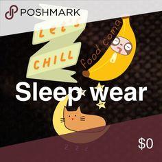 💤😴 💤💤💤💤💤💤💤 Intimates & Sleepwear