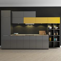 Choose from the largest collection of Kitchen Design & Decorating Ideas to add style at Kitchen. Discover best Kitchen interior inspiration photos for remodel & renovate, here. Kitchen 3d Model, 3d Kitchen Design, Kitchen Lighting Design, Kitchen Cabinet Design, Kitchen Layout, Kitchen Modular, Modern Kitchen Cabinets, Kitchen Interior, Layout Design