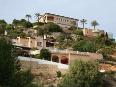 mallorca Wallpaper Gratis, Spain Travel, Mansions, House Styles, Home Decor, Majorca, Viajes, Decoration Home, Manor Houses