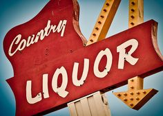 Country Liquor by Shakes The Clown, via Flickr