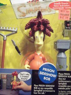 Prison SideShow Bob
