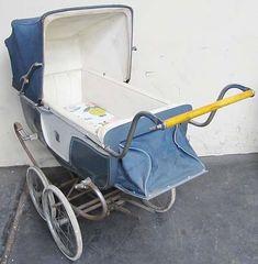 ANTIQUE BILT-RITE BABY CARRIAGE BUGGY STROLLER | eBay