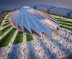 The UAE pavilion by Santiago Calatrava.  #Dubai #UAE  www.amazingarchitecture.com ✔️ www.facebook.com/amazingarchitecture  A collection of the best contemporary architecture to inspire you.  #design  #architecture  #contemporary  #amazingarchitecture  #architecten #nofilter #architect #arquitectura #iphoneonly #instaarchitecture #love  #concept #Architektur #architecture  #luxury #architect #architettura  #interiordesign  #photooftheday  #instatravel #travel #instagood  #instamood…