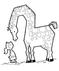 doki-pintar-colorir-menina-girafa-anima