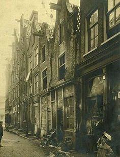Woonhuizen 1880