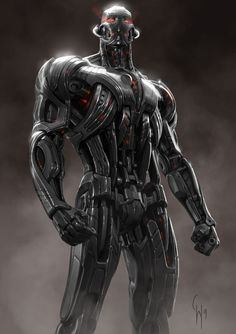 The VergeVerified account @verge  The visual effects behind the titular villain of Avengers: Age of Ultron http://theverge.com/e/8310086    Age of Ultron: How Industrial Light & Magic built a robotic killing machine | The Verge