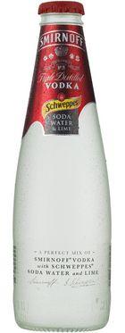 Smirnoff Classic Mix Lime & Soda