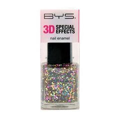 BYS N418 Nail Polish 3D Special Effects All That Glitters Glitter Nails, My Nails, Bys, All That Glitters, Special Effects, Fashion Accessories, Cosmetics, Nail Polishes, Style