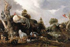 12461-orpheus-charming-the-animals-gillis-claesz-d-hondecoeter.jpg (970×650)