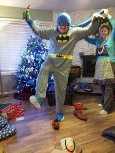 Y Batman: | 24 personas que todavía son niños de corazón