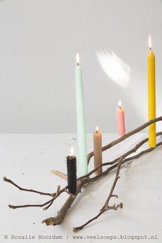 DIY candle, © Rosalie Noordam photo: ©ANOUKDEKLEERMAEKER | www.studio309.nl