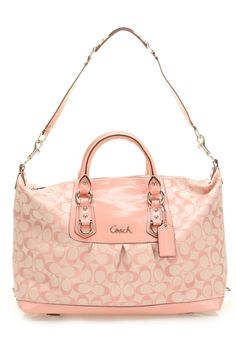 If I could ever make myself spend the money this is the 'Coach' purse I would buy!!!
