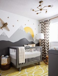 If you're keeping your baby's gender a secret, or you want a gender neutral color for your nursery, Domino has curated some of the best color palettes for nurseries. See the best gender neutral colors on the Internet right now.