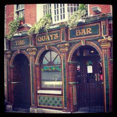 The Quays Irish Restaurant in Dublin