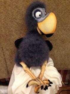 "Klappmaulpuppe ""Dodo"""