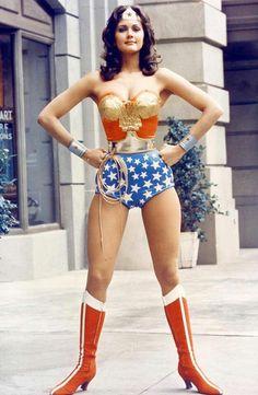 Wonder what happened to my Wonder Woman underoos?