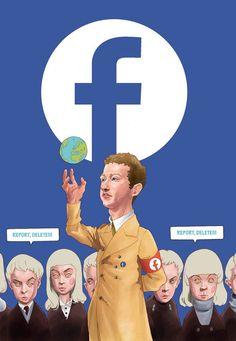 Ce dessinateur dénonce les dérives bouleversantes de la société moderne à travers des illustrations satiriques et très choquantes... Seulement pour public averti !