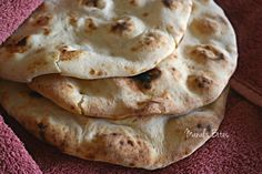 Learn how to make taboon bread (the famous Middle Eastern bread) step by step at home.
